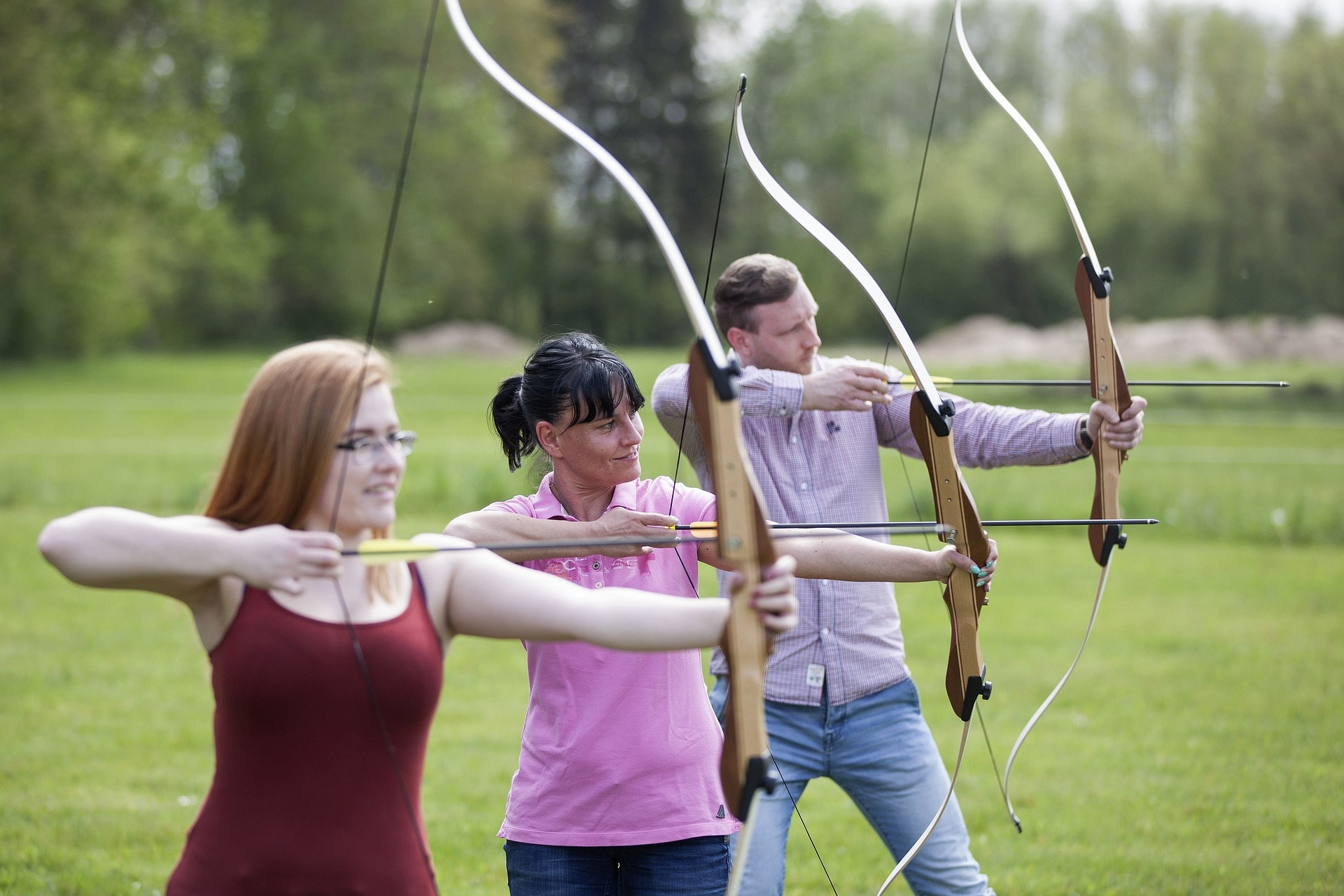 Curso de iniciación al tiro con arco
