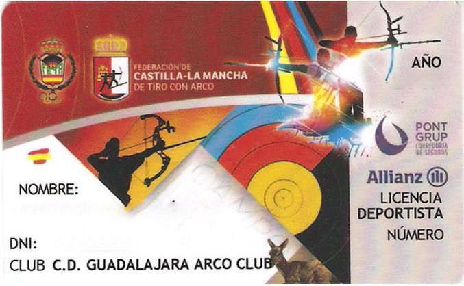 Licencia de tiro con arco